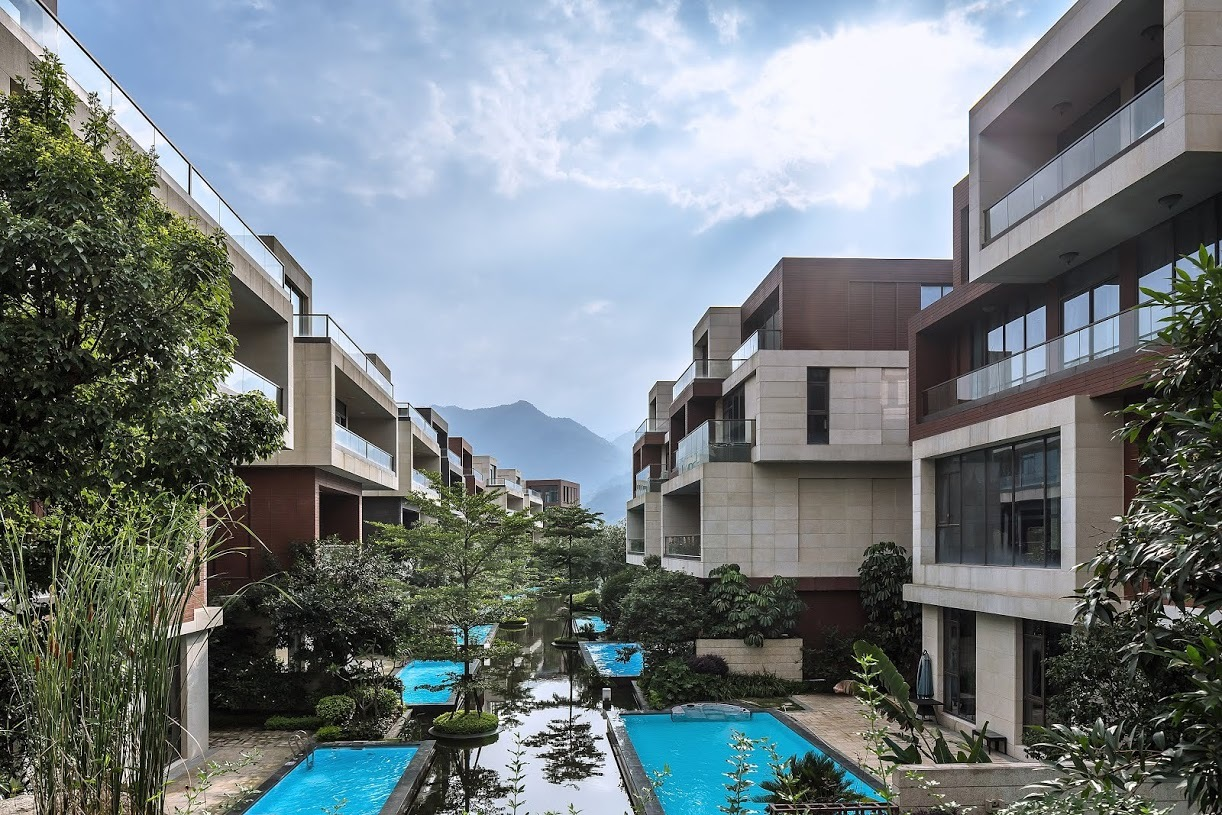 Lianjiang butterfly bay next architects archdaily - Bay architecture ...