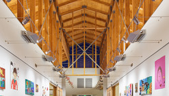 Indian Mountain School Student Center / Flansburgh Architects