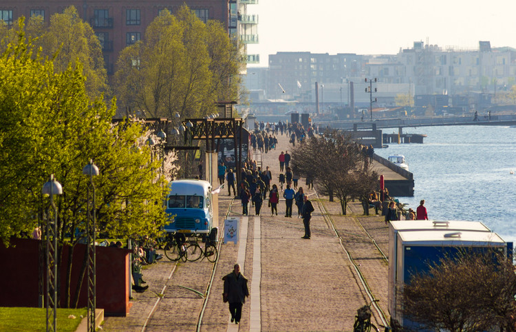Jan Gehl on the Global Need for Liveable Cities, Celebrated architect-planner Jan Gehl has worked with the Copenhagen city council to improve the Danish capital's pedestrian-and-cycle networks. Image © Flickr CC user Thomas Rousing