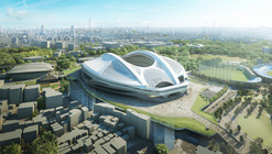 Richard Rogers Speaks Out Against Japan's Decision to Scrap Zaha Hadid Stadium