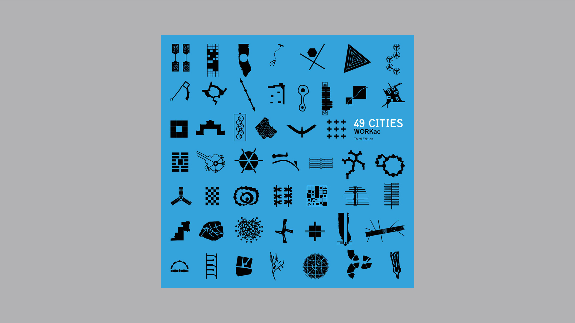 49 Cities by WORKac Opens Kickstarter for its 3rd Edition Deluxe Reprint