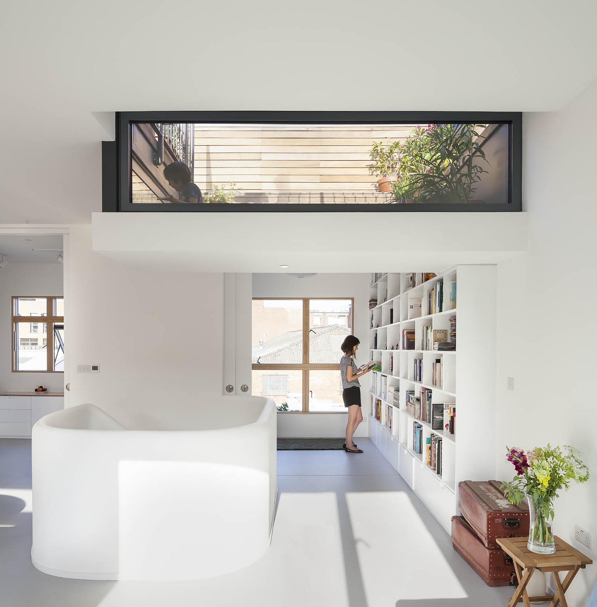 Galeria de london e8 scenario architecture 1 - Lino 5 metre de large ...