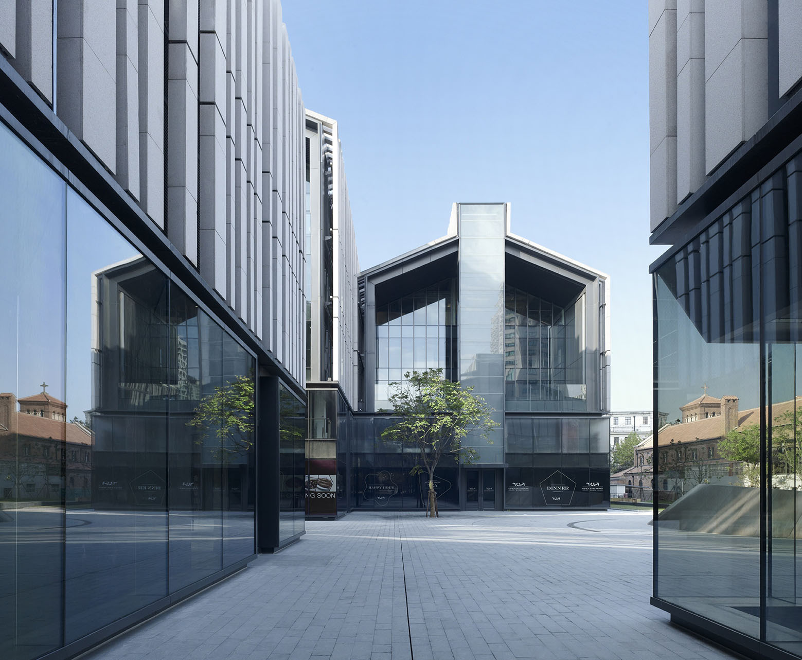Gallery of soho fuxing lu gmp architekten 8 - Soho architekten ...