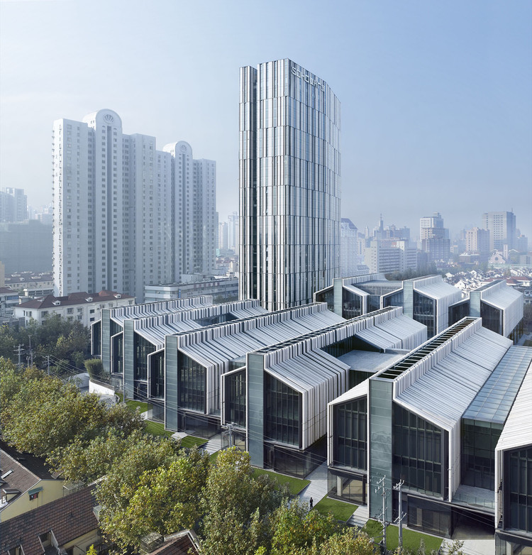 SOHO Fuxing Lu / gmp Architekten, © Christian Gahl