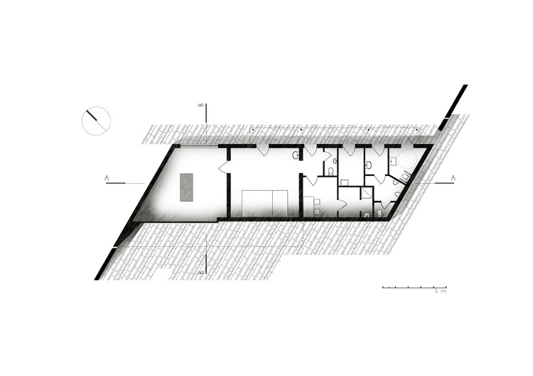 Funeral Home Floor Plans: Funeral Home In Dabas / L.Art Architectural Office