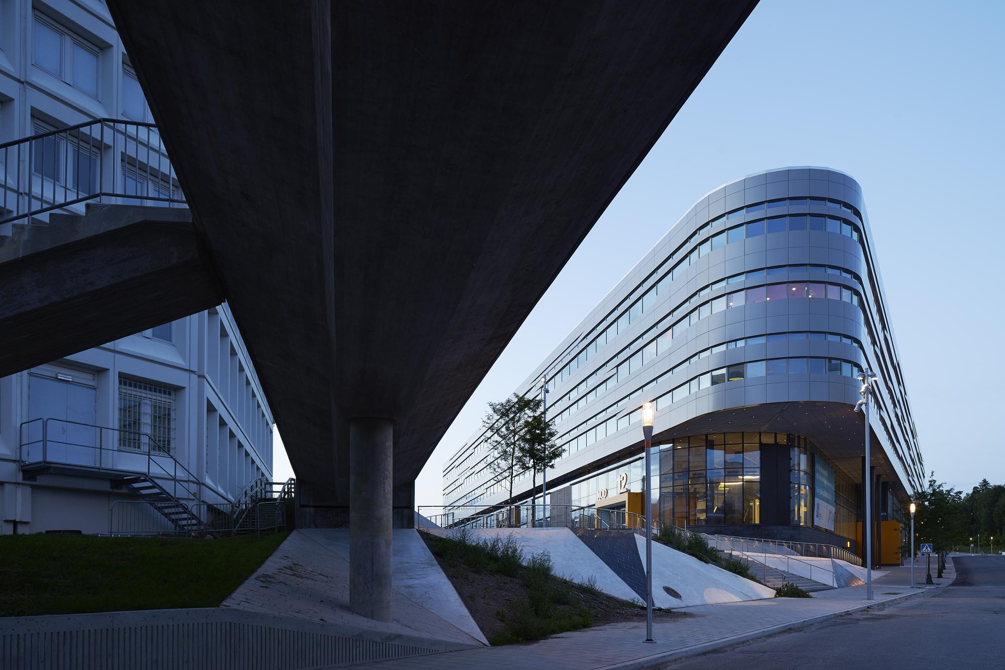 NOD / Scheiwiller Svensson Architects