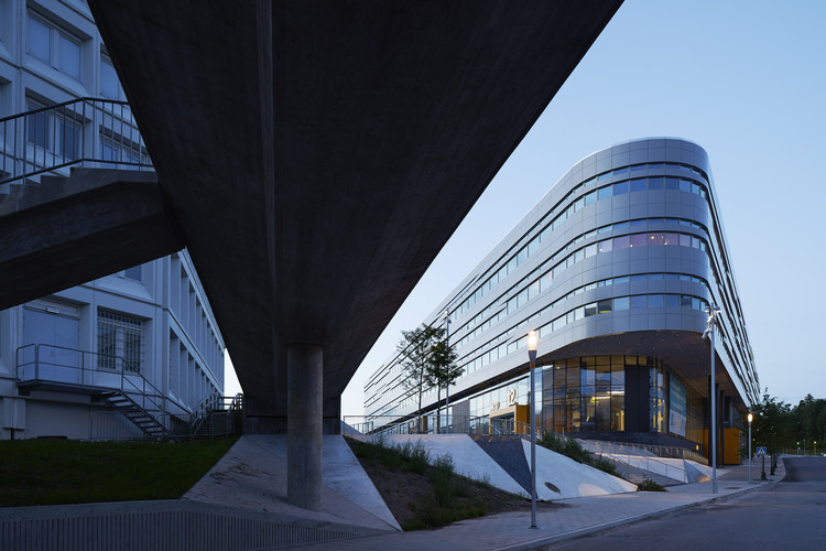 NOD / Scheiwiller Svensson Architects, © Lindman