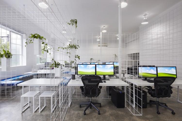 Squint opera hq sibling plataforma arquitectura for Arquitectura de oficinas