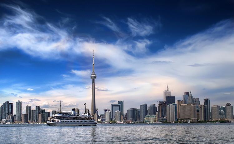 Metropolis Magazine elege Toronto como a melhor cidade do mundo para se habitar , Toronto. Imagem © Flickr CC user Robert