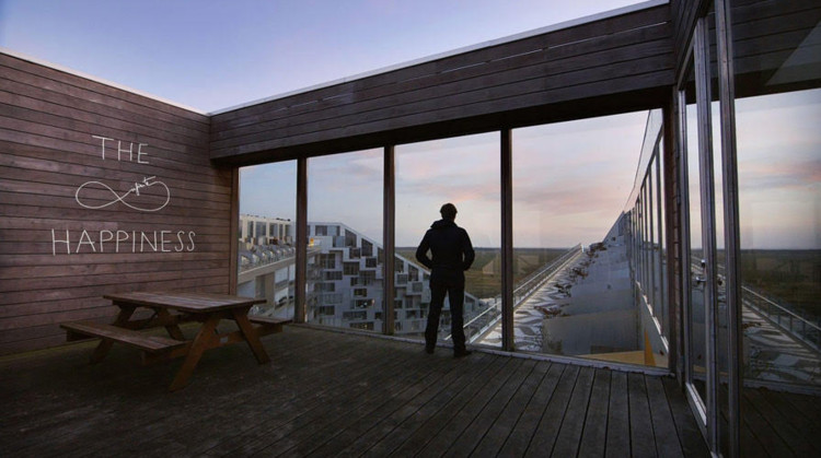 Event: Architecture & Design Film Festival in New York City, © The Infinite Happiness