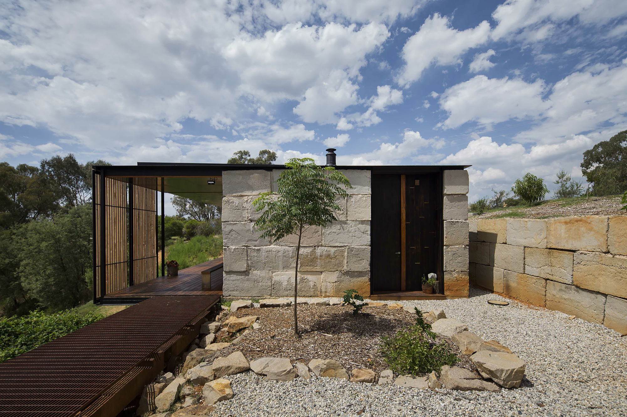 Galeria de casa sawmill archier studio 8 for Solados de hormigon