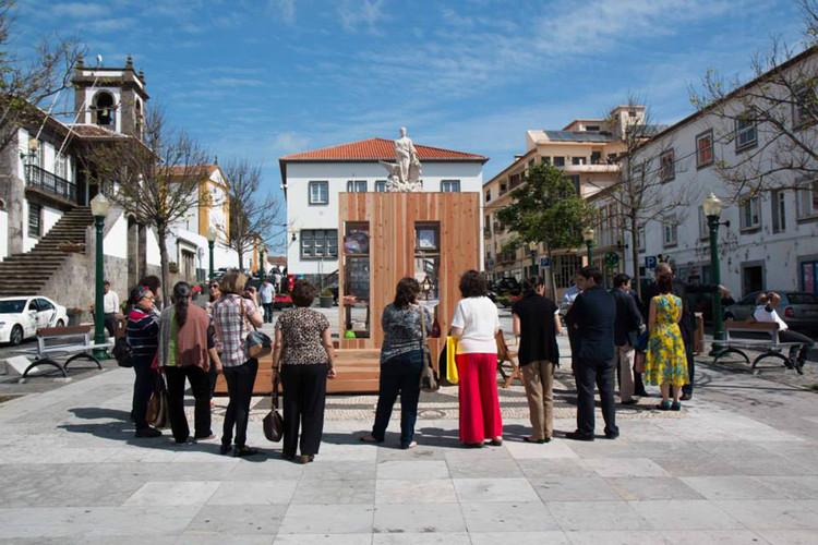 """Adesivo Para Sala De Jogos ~ El""""PopCraft Kiosk"""" André Vieira Plataforma Arquitectura"""