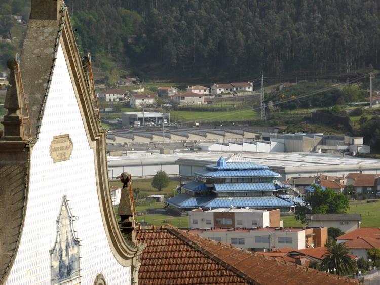 Paisagem aos Bicos / Álvaro Domingues, Cortesia de Álvaro Domingues