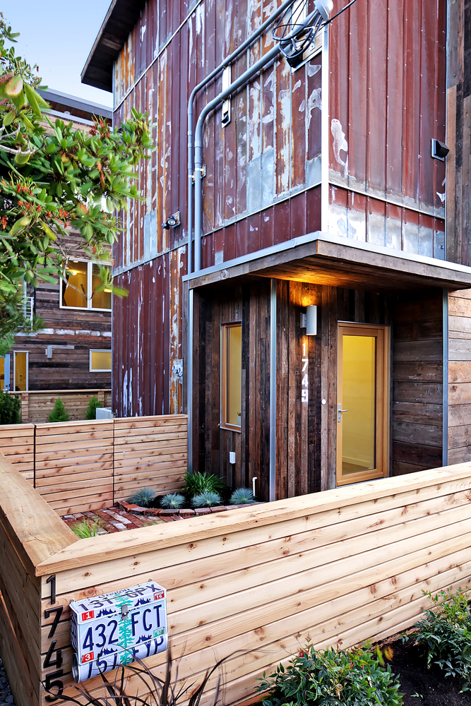 The Greenest Home On The Block,© Tucker English