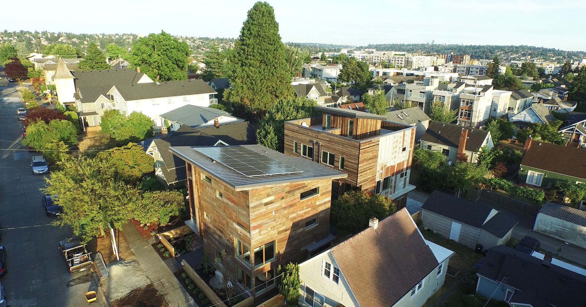 Gallery of The Greenest Home on the Block / Caron
