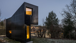 Writers' Cottage 2 / JVA