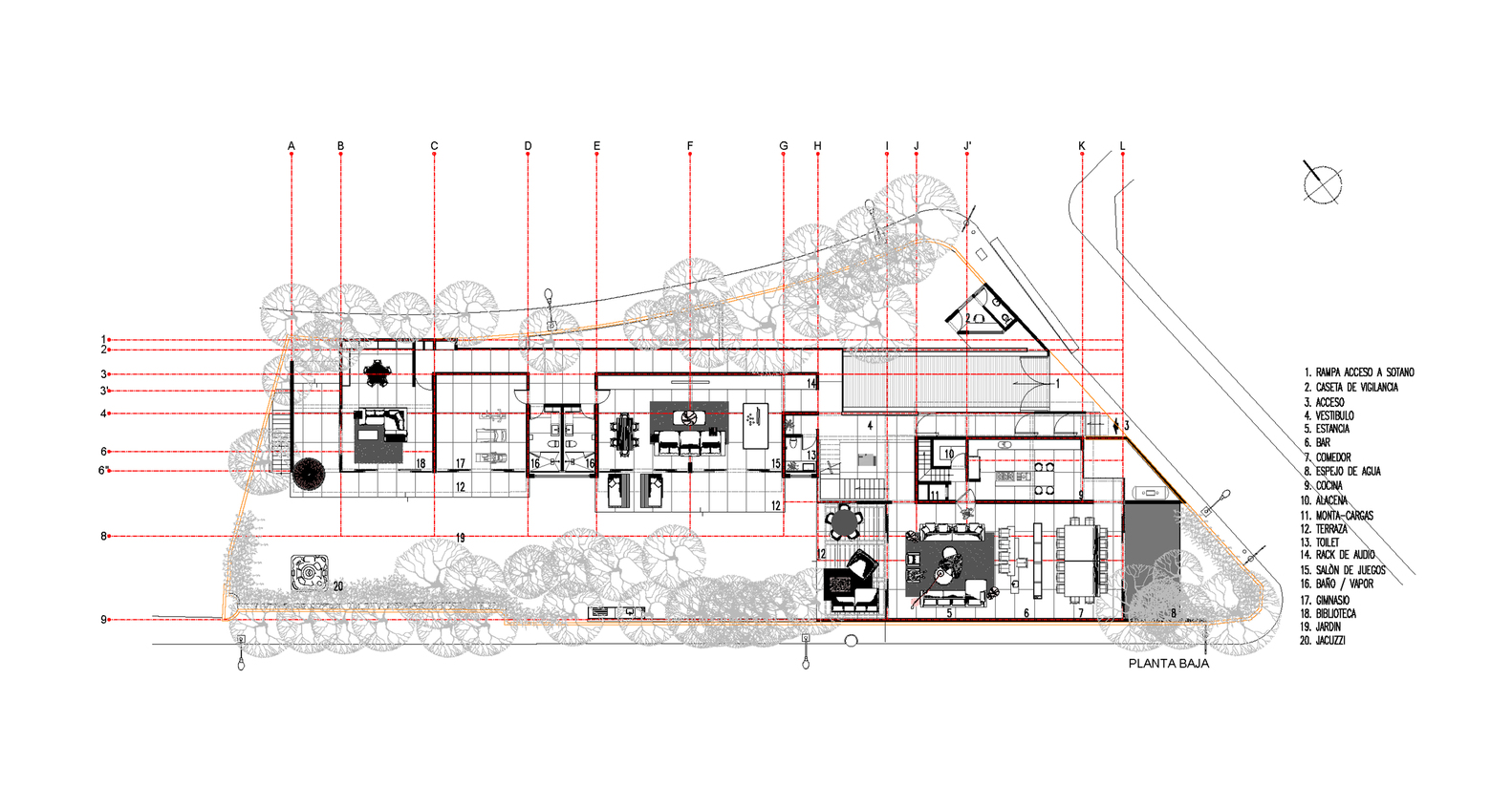 Gallery Of Casa Basáltica Grupoarquitectura 27