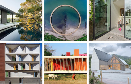 A selection of the 10 most-saved images by My ArchDaily users.