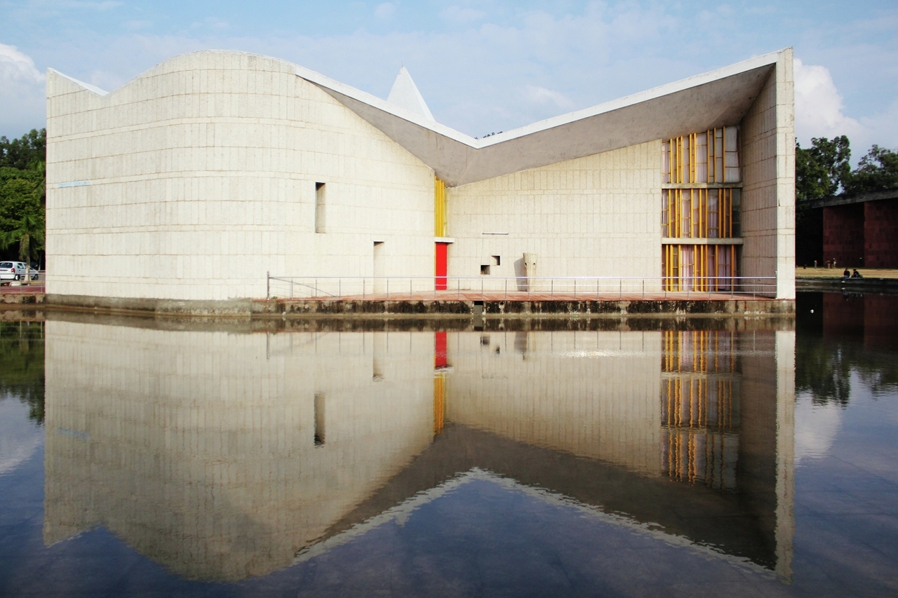 Gallery Of Gallery Tour Chandigarh Through The Lens Of
