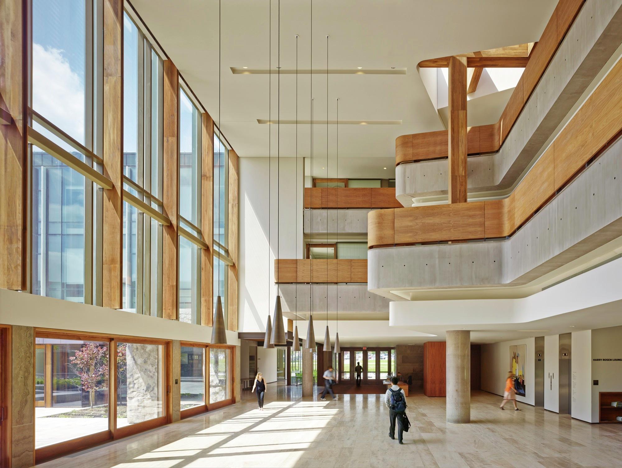 Richard Ivey Building / Hariri Pontarini Architects