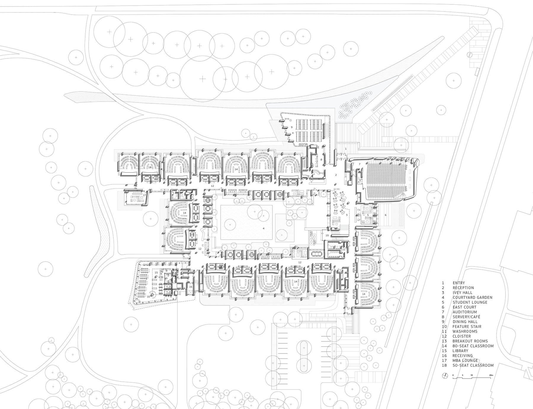 Richard Ivey Building Hariri Pontarini Architects ArchDaily