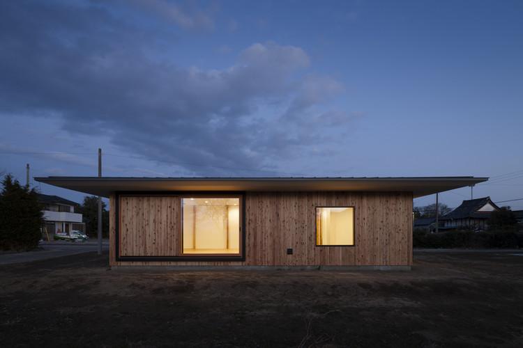 Casa en Fukaya / Nobuo Araki, © Shimizu Ken