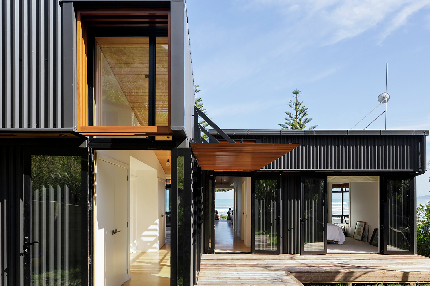 Gallery Of Offset Shed House Irving Smith Jack Architects 6