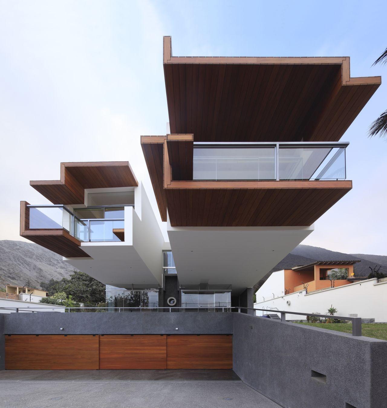 Archivo Estructuras En Voladizo Plataforma Arquitectura