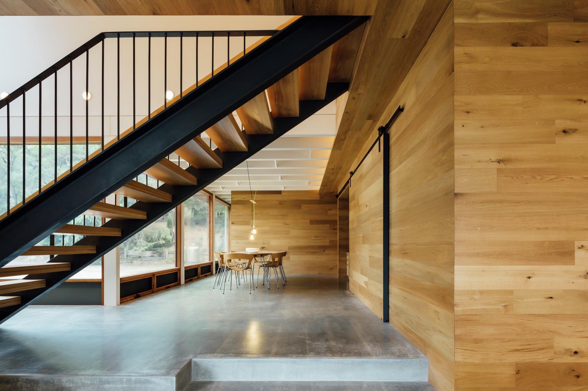 galer a de casa invermay moloney architects 21. Black Bedroom Furniture Sets. Home Design Ideas