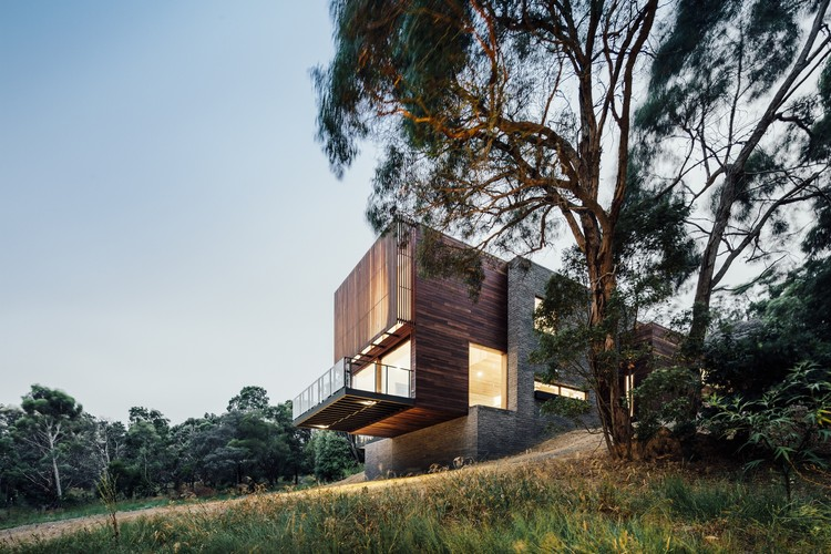 Invermay House / Moloney Architects, © Michael Kai