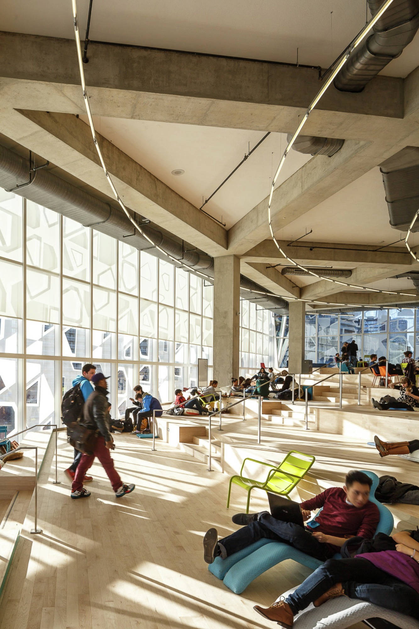 Gallery Of Ryerson University Student Learning Centre