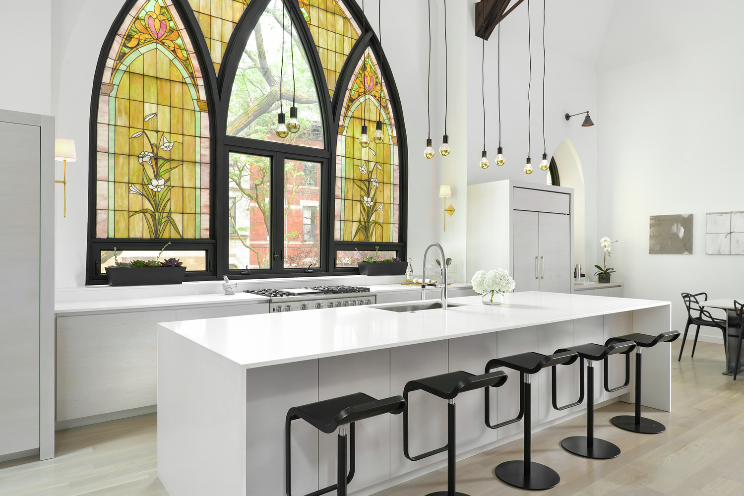 Church Conversion into a Residence Jim Tschetter