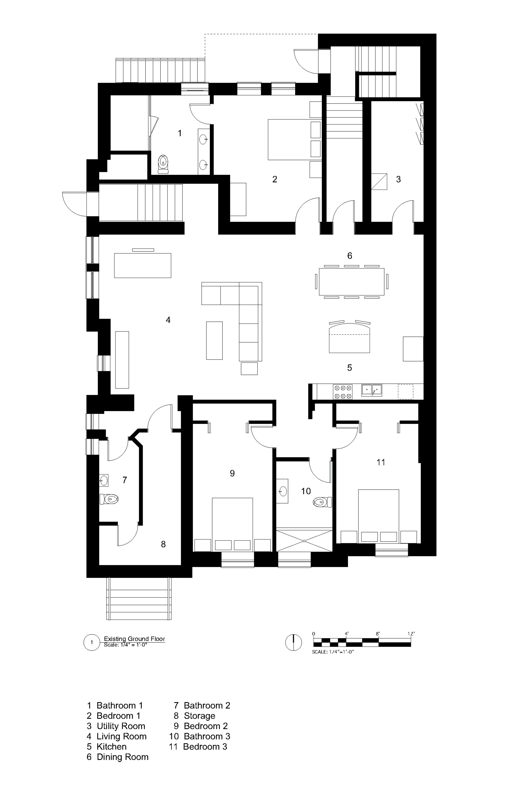 Gallery of Church Conversion into a Residence / Linc
