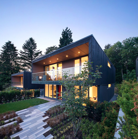 Houses at 1340 / Office Of Mcfarlane Biggar Architects + Designers Inc.