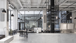 Restaurante Usine / Richard Lindvall