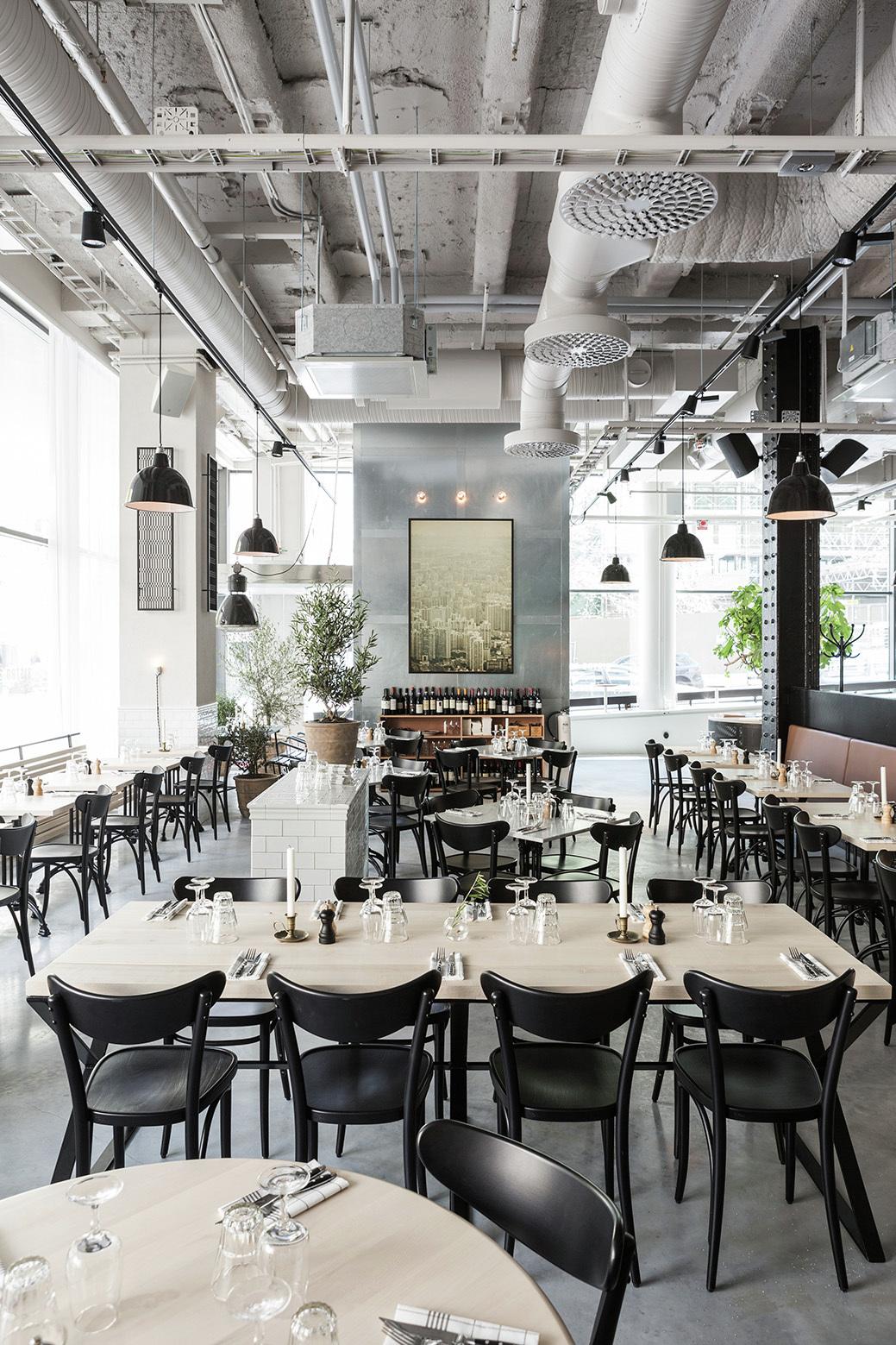 Gallery of usine restaurant richard lindvall