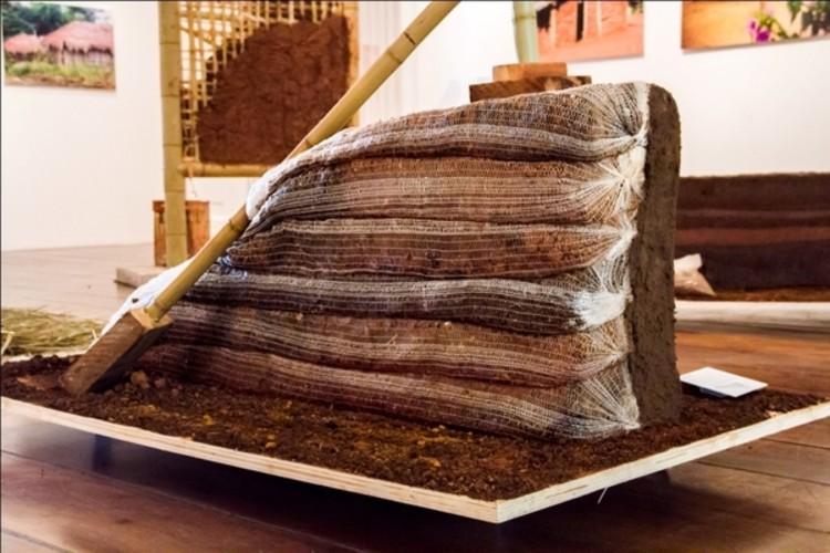 Museu da Casa Brasileira promove oficina de bioconstrução, Cortesia de MCB