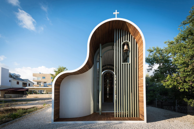 Apostle Peter and St. Helen the Martyr Chapel / Michail Georgiou, © Charis Solomou