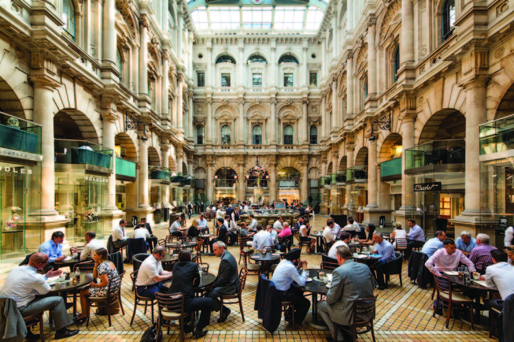 Open Call: Royal Exchange Design Competition for 2015 Graduates , © The Royal Exchange