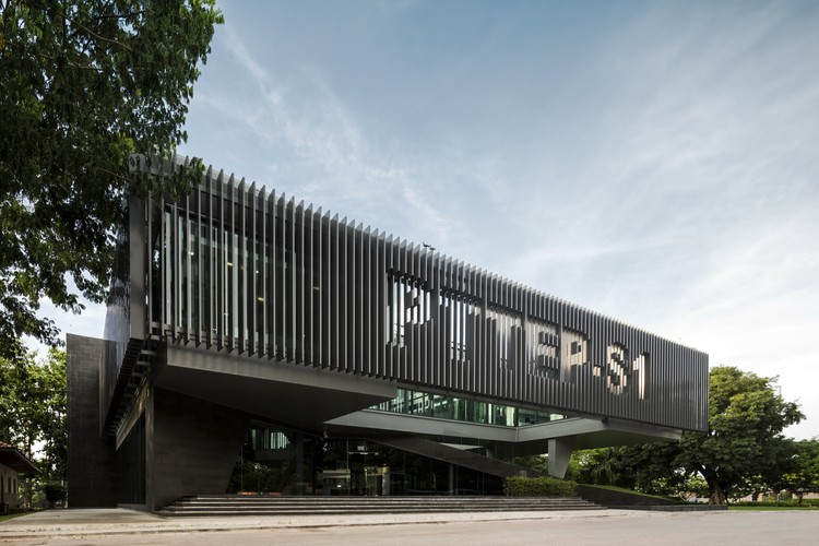 PTTEP-S1 Office / Office AT, © W-Workspace