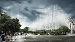 KAMJZ Proposes to Preserve Pershing Park with an Overhead Memorial