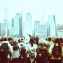 A lecture in Brooklyn. Image © Ien Boodan
