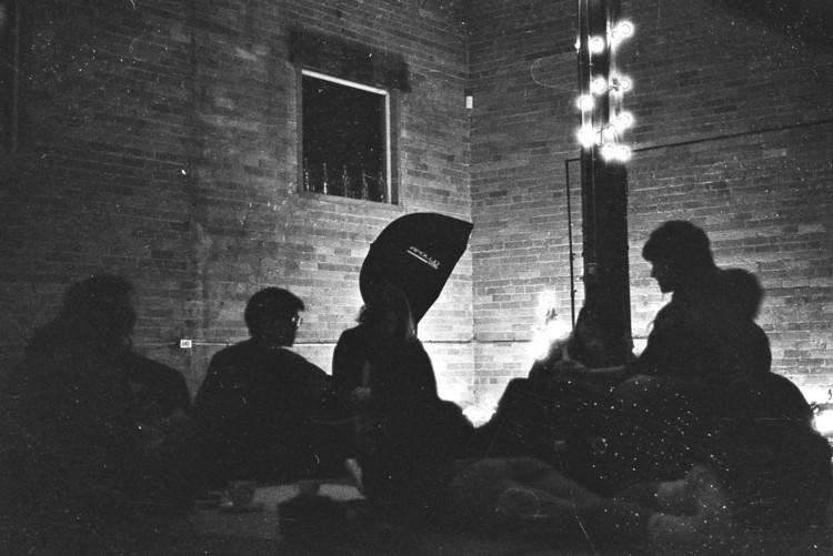 A student organized poetry night. Image © Ien Boodan