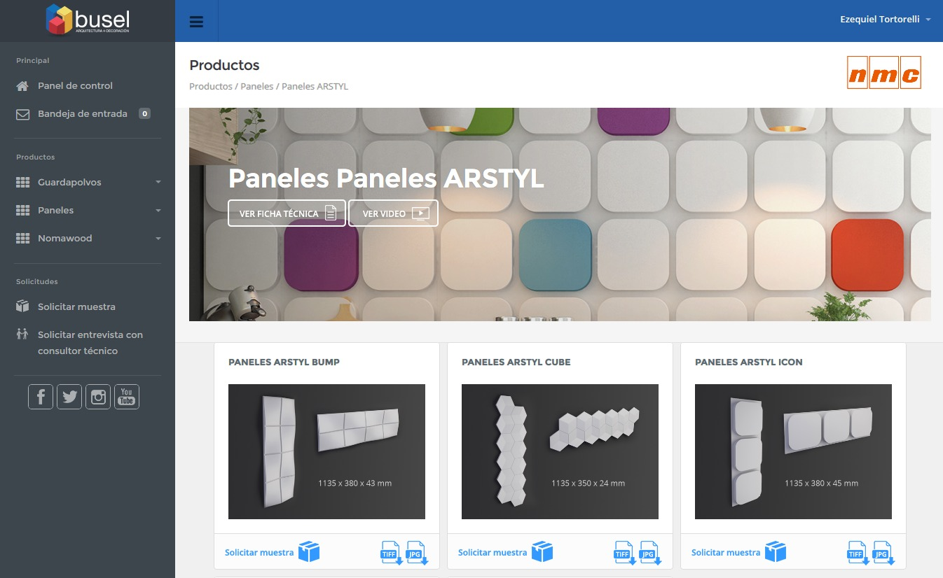 Centro de dise o busel un sitio web para conocer for Arquitectura sitio web