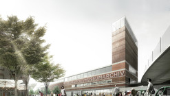 EM2N to Build Basel's New Museum of Natural History and State Archives