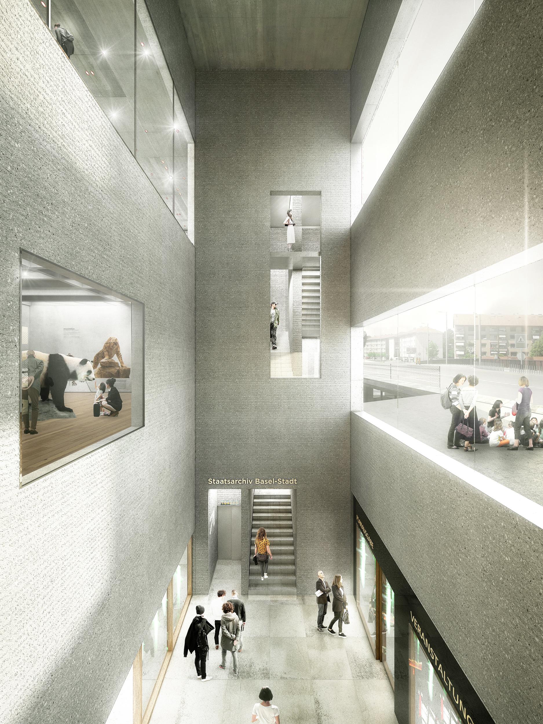 Basel modern museum 28 images barozzi veiga new museum for Changer un robinet exterieur