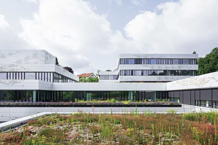School Center North  / wulf architekten, © Markus Guhl