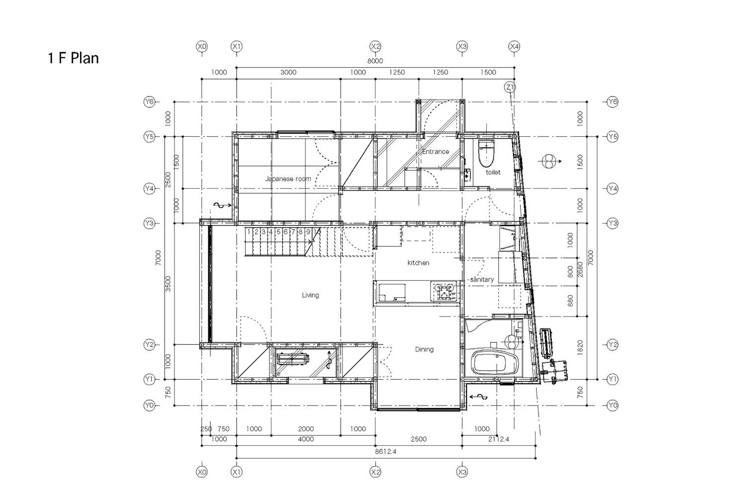 Gallery Of House Of The Frame S Plus One Architecture 12