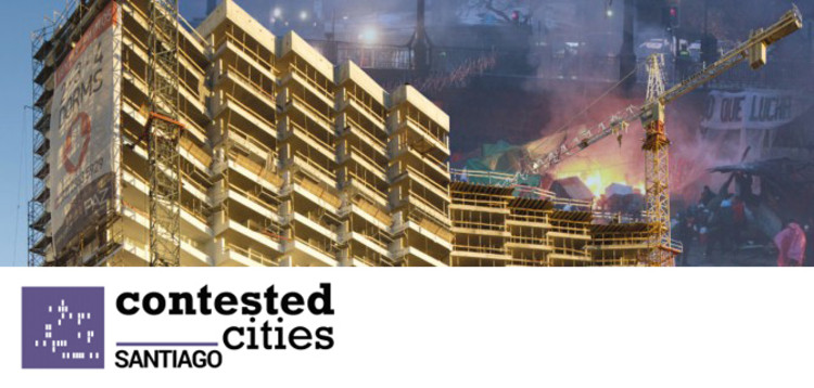 Convocatoria: Working Paper Series de Contested Cities / Chile