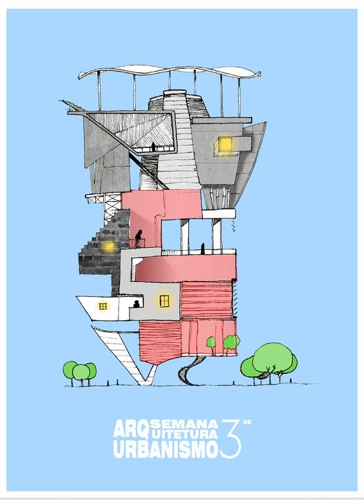 Universidade Estácio de Sá promove a 3º Semana de Arquitetura e Urbanismo